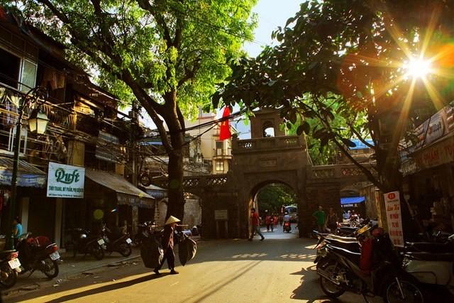 phố cổ của Hà Nội