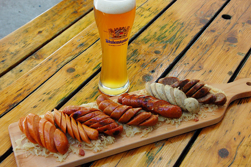 german saussage