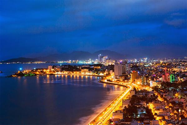 Thành phố biển Nha Trang xinh đẹp