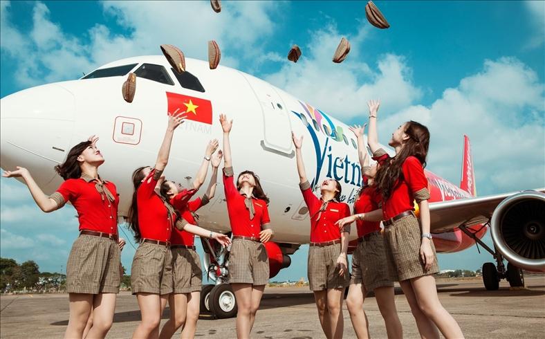 Kiểm tra mã đặt chỗ của Vietjet Air