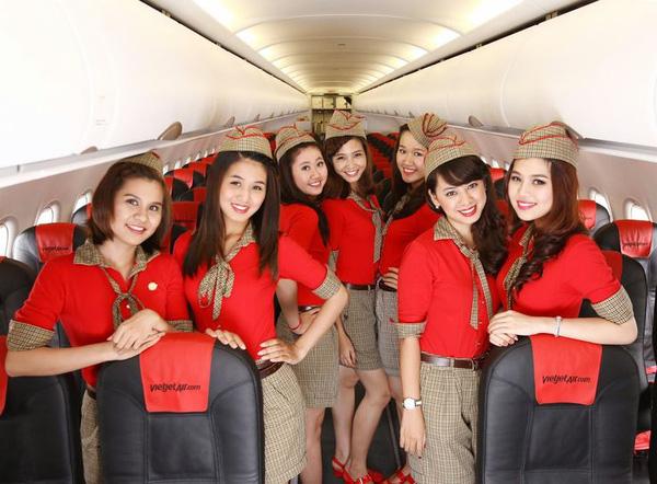 Kiểm tra mã đặt chỗ Vietjet Air