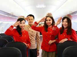 Kiểm tra chuyến bay Vietjet Air