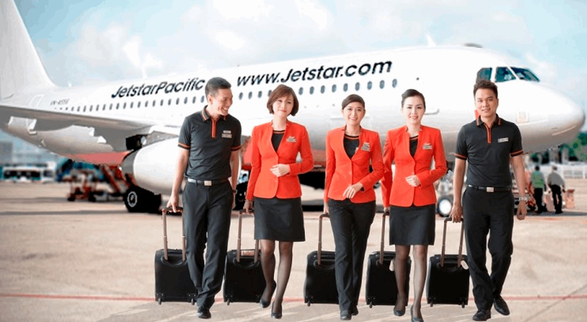 Những thứ không được mang lên máy bay Jetstar