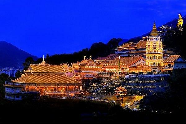 Đền thờ Phật Dhammikarama Burmese