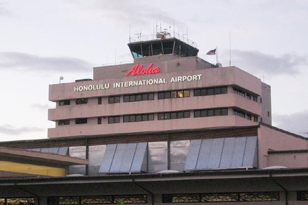 Thông tin sân bay Honolulu