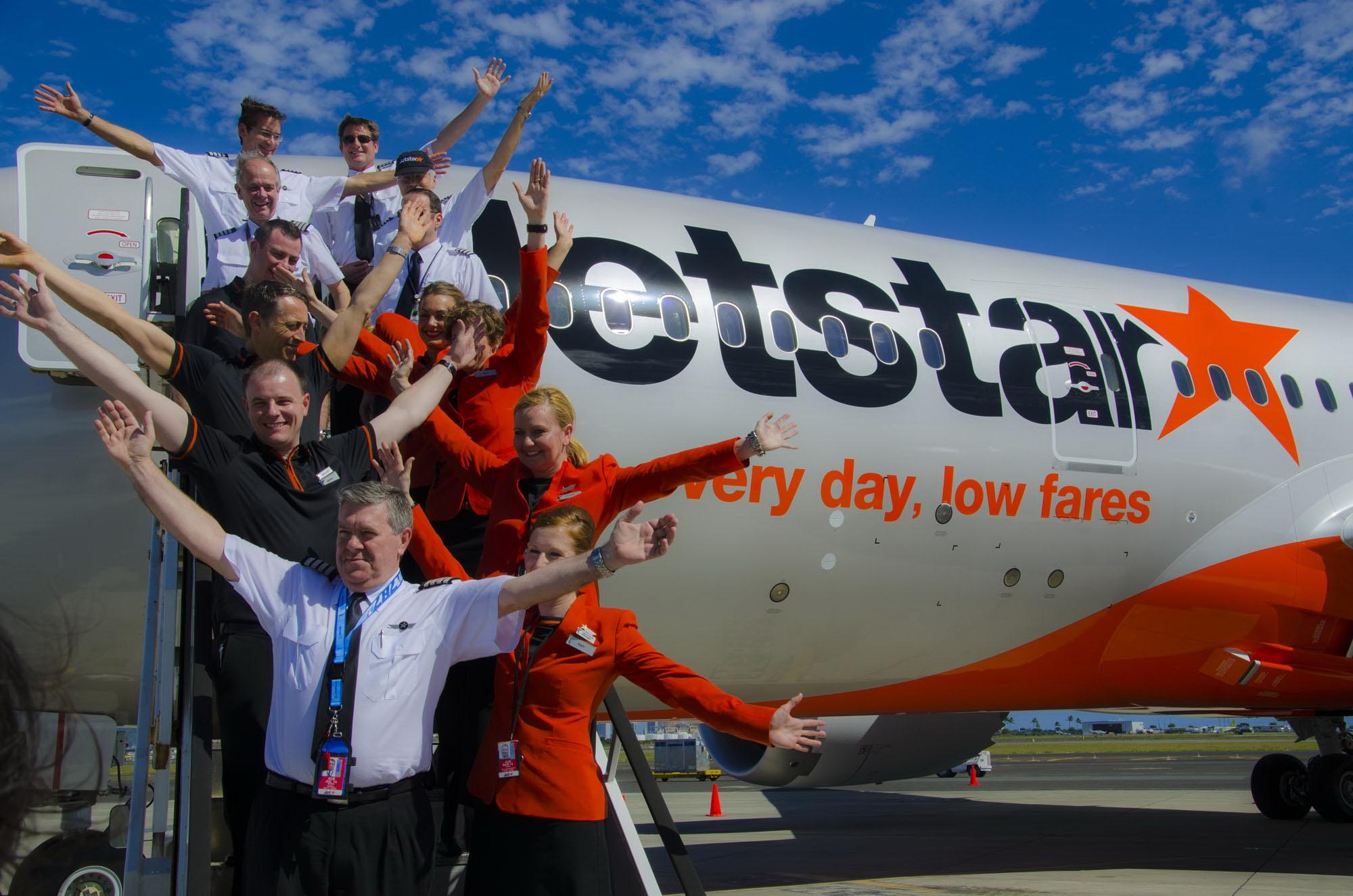 Vé máy bay giá rẻ Jetstar tháng 2