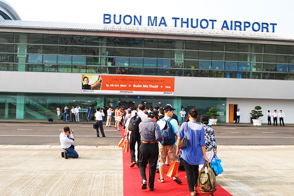 sân bay Buôn Ma Thuột