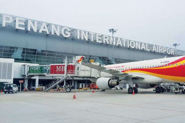 Thông tin sân bay Penang