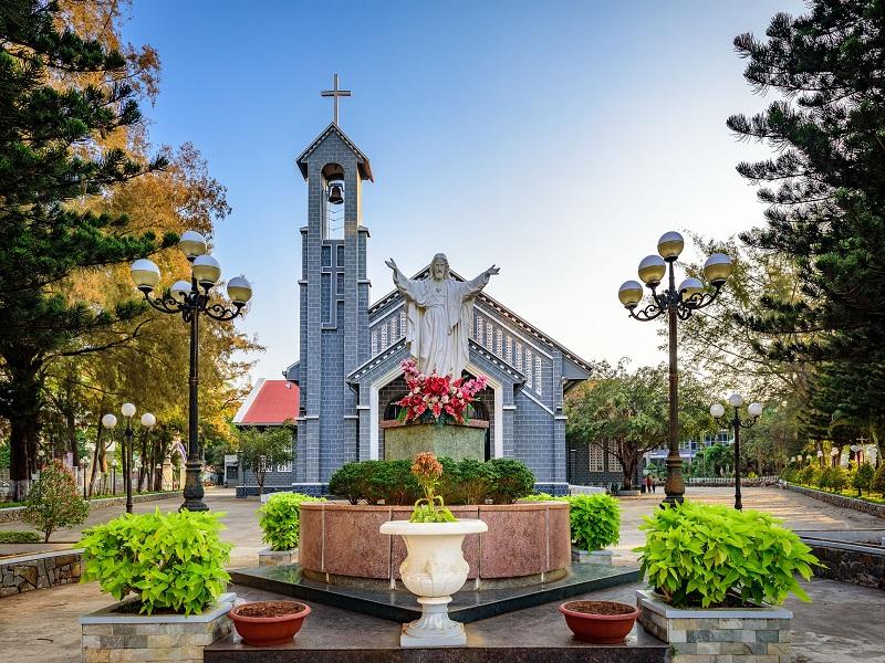 Nhà thờ Thánh Tâm