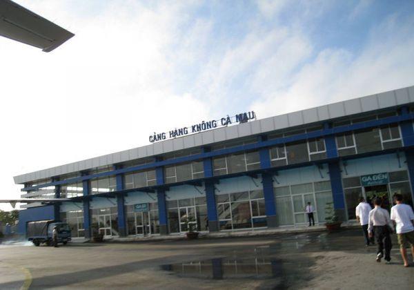 Cảng hàng không Cà Mau
