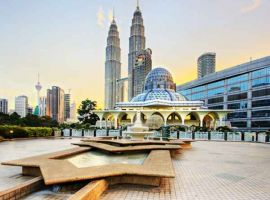 Vé máy bay Jetstar đi Malaysia