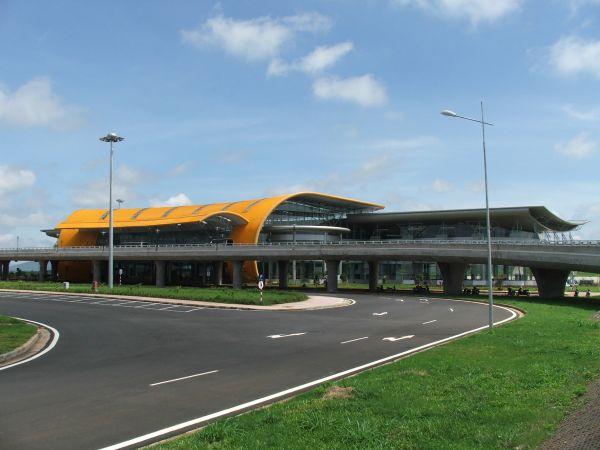 Cảng hàng không Liên Khương