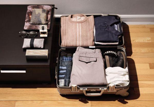 Chuẩn hành lý trong số cân nặng quy định
