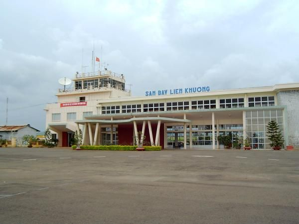 Cảng hàng không quốc tế Liên Khương (Đà Lạt)