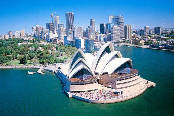 Đến đất nước Úc xinh đẹp