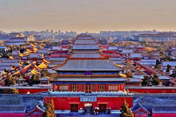 Du ngoạn Bắc Kinh