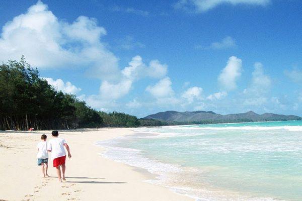 Bãi biển Cần Thơ: