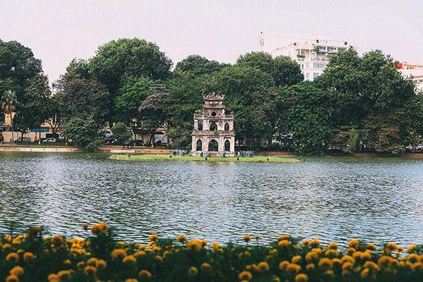 Hồ Gươm: