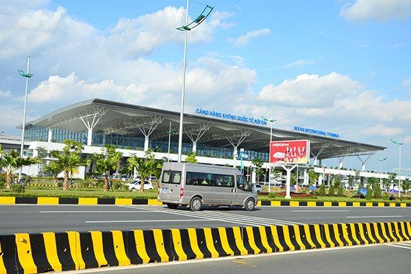 Thông tin sân bay Nội Bài