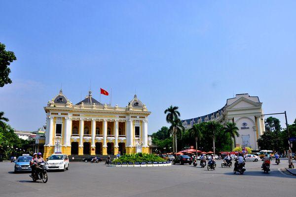Thời gian bay từ Huế đến Hà Nội