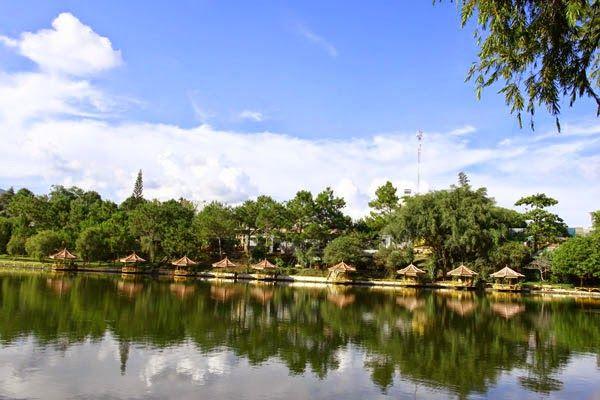 Thời gian bay từ Sài Gòn đến Pleiku