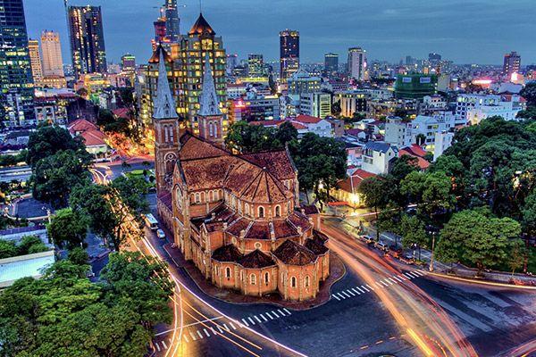 Thời gian bay từ Hải Phòng đến Sài Gòn