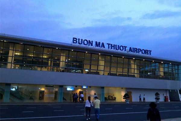 Cảng hàng không Buôn Mê Thuột