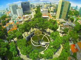 Thời gian bay từ Vinh đến Sài Gòn