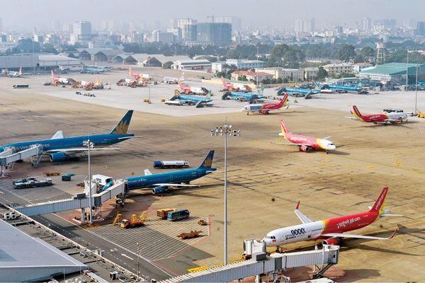 Cảng hàng không Tân Sơn Nhất