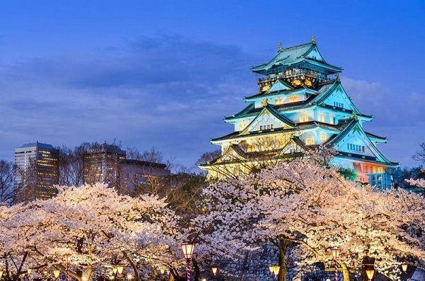 Thời gian bay từ Hà Nội đến Osaka