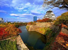 Thời gian bay từ Hà Nội đến Osaka mất bao lâu?
