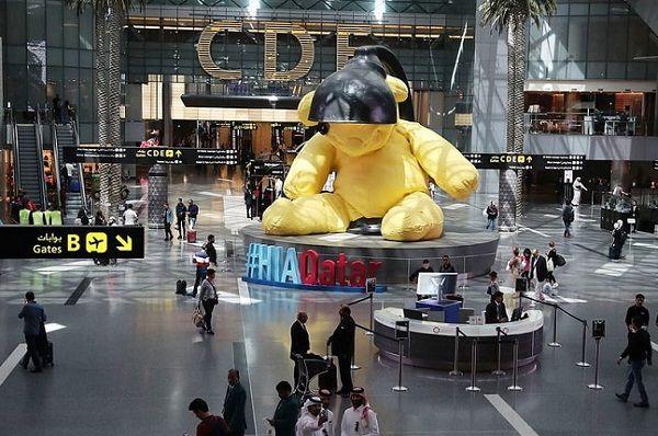 sân bay Doha