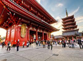 Thời gian bay từ Hà Nội đến Tokyo mất bao lâu?