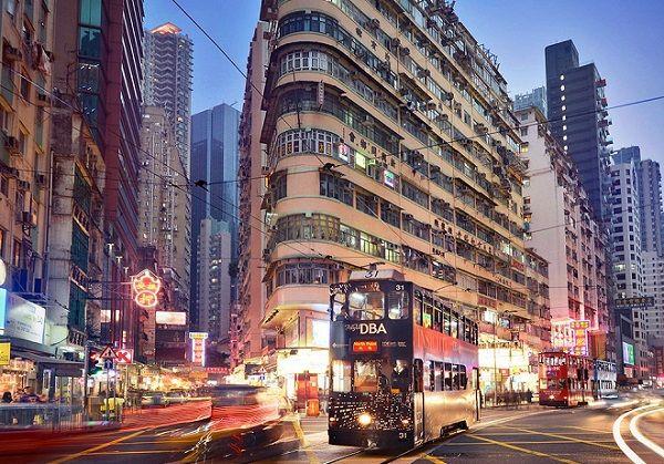 Thời gian bay từ Hà Nội đến HongKong