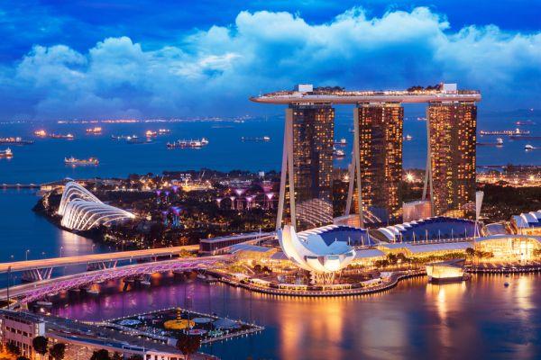 Thời gian bay từ Hà Nội đến Singapore