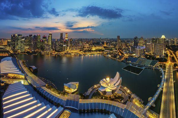 Tháng 4 là thời điểm diễn ra khá nhiều lễ hội lớn ở Singapore