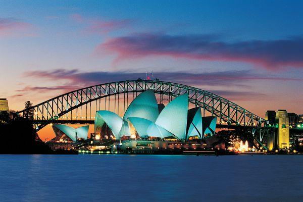 Thời gian bay từ Sài Gòn đến Úc