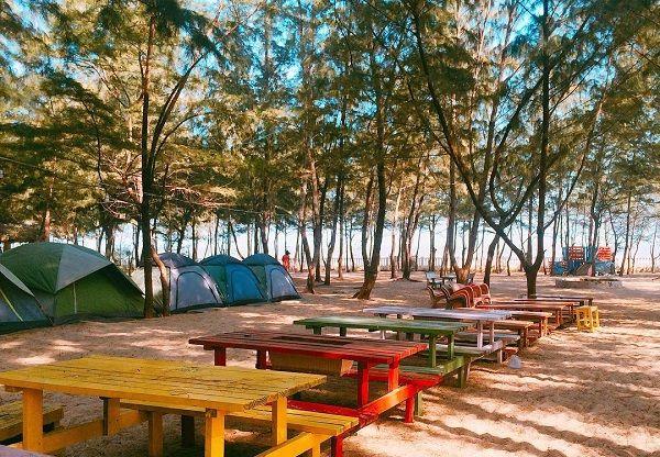 Khu cắm trại Zenna Pool Camp