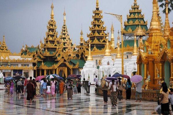 Du lịch Thái Lan vào mùa mưa