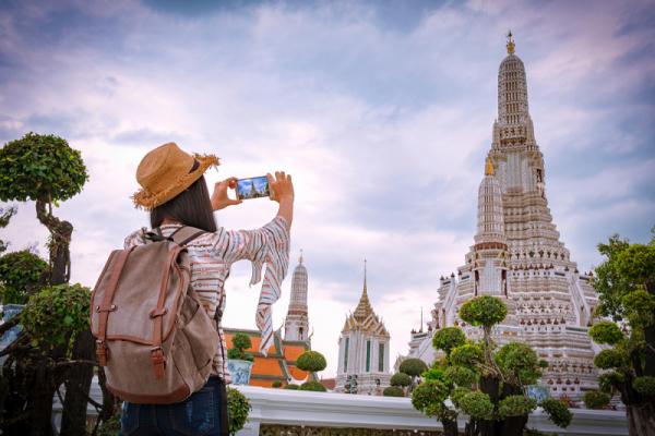 Thời gian bay từ Sài Gòn đến Bangkok