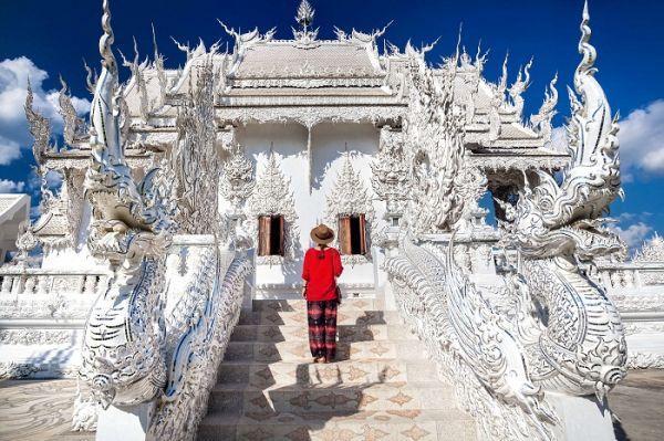 Du lịch Thái Lan vào mùa nóng