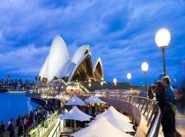 Thời gian bay từ Sài Gòn đến Úc mất bao lâu?