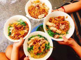 Những món ăn vặt ở Sài Gòn